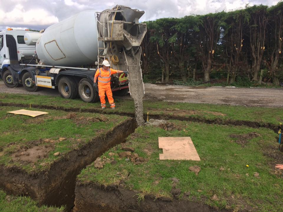 laying new foundations